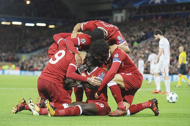 Liverpool-Jubel