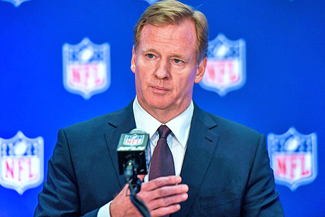 NFL-Chef Roger Goodell