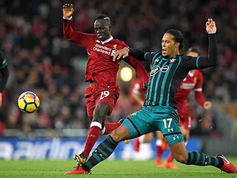 Weltrekord-Transfer! Van Dijk wechselt nach Liverpool