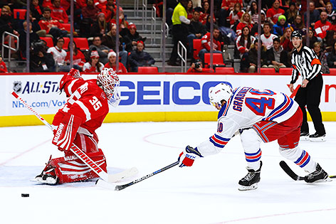 NHL-Legionär Michael Grabner (New York Rangers)
