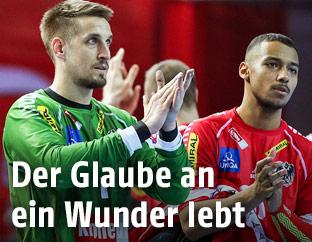 Gerald Zeiner (AUT) und Thomas Bauer (AUT)