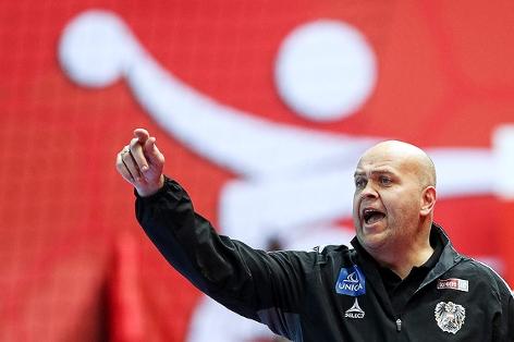 ÖHB-Coach Patrekur Johannesson