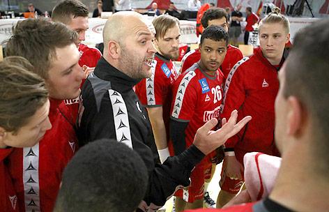 Teamchef Patrekur Johannesson