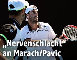 Mate Pavic (CRO) und Oliver Marach (AUT)