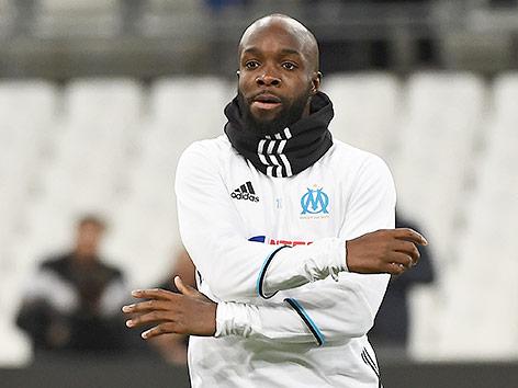 Lassana Diarra (Olympique de Marseille)