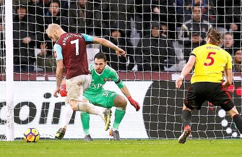 Marko Arnautovic (West Ham)