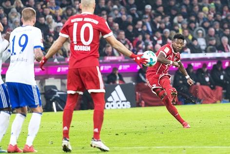 David Alaba (FC Bayern Münschen)