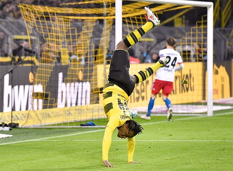Michy Batshuayi (Dortmund)