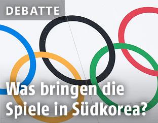 Olympische Ringe