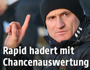 Rapid-Trainer Goran Djuricin