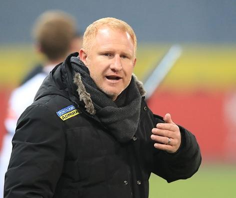 Trainer Heiko Vogel