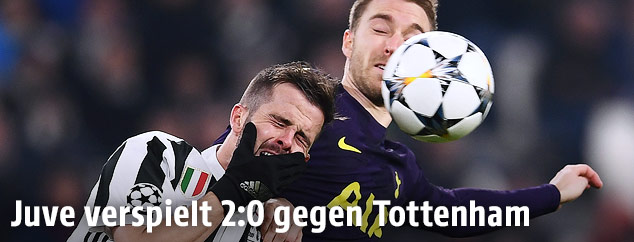 Miralem Pjanic (Juve) gegen Christian Eriksen (Tottenham)