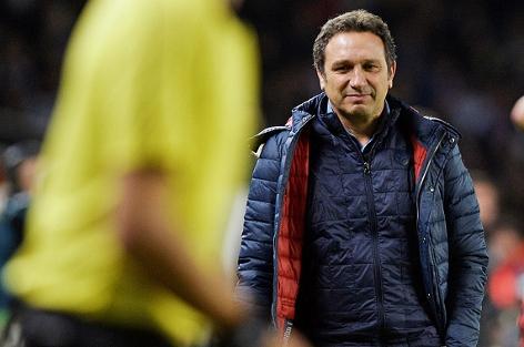 Real-Sociedad-Coach Eusebio Sacristan