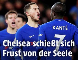 Jubel von Chelsea