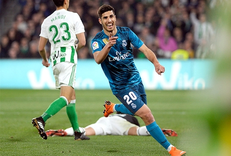 Marco Asensio (Real)