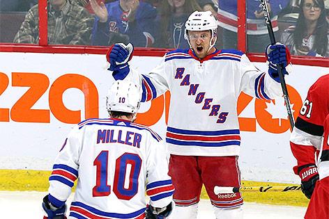 Michael Grabner (New York Rangers)