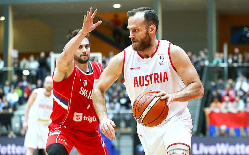 Ivan Paunic (SRB) und Enis Murati (AUT)