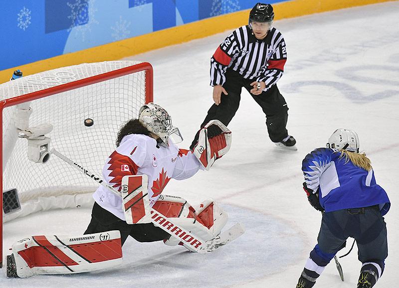 US-Damen gewinnen Olympia-Finale im Shootout