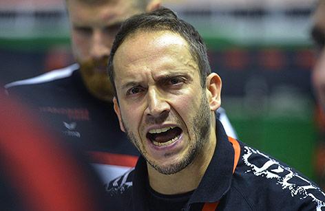Ex-Schwaz-Coach Raul Alonso