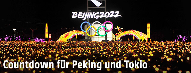 Peking 2022 Sujet