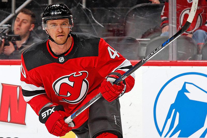 Michael Grabner (New Jersey Devils)
