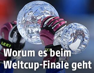 Weltcup-Pokal