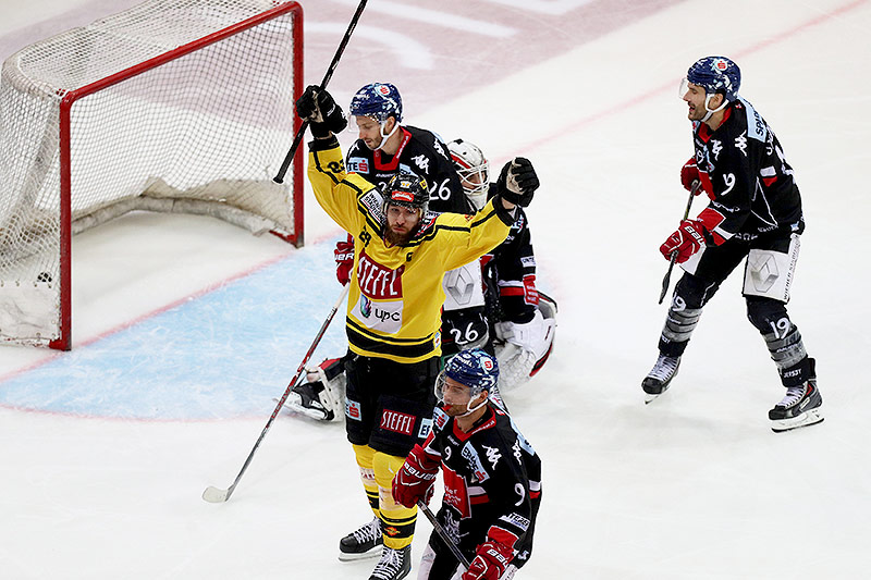 Krimiabend Im EBEL Play Off Sport ORF At