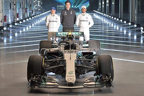 Formel-1-Team von Mercedes