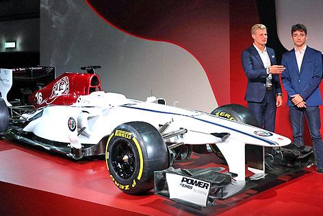 Formel-1-Team von Sauber