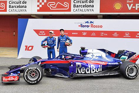Formel-1-Team von Toro Rosso