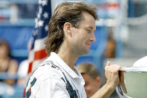 US-Tennisspieler Ken Flach