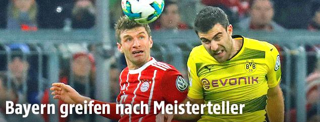 Bayern greifen nach Meisterteller sport.ORF.at