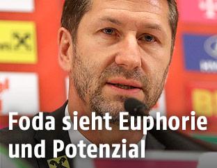 ÖFB-Trainer Franco Foda
