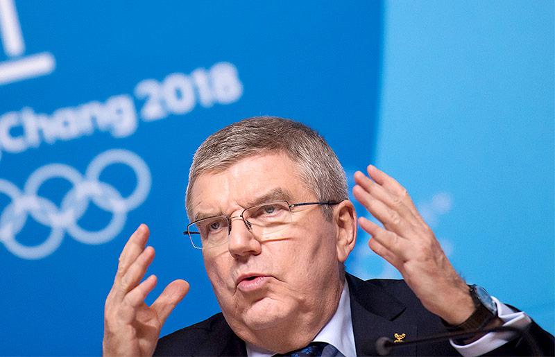Thomas Bach (IOC)