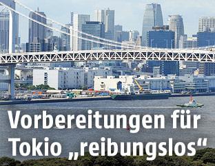 Bucht von Tokio