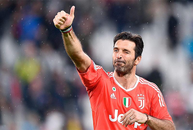 Gigi Buffon (Juventus)