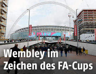 Wembley-Stadion