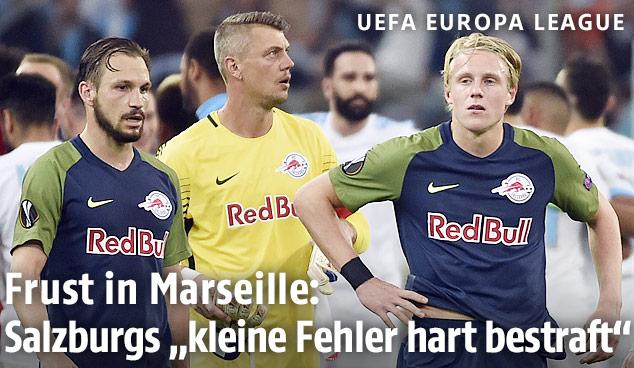Andreas Ulmer, Alexander Walke und Xaver Schlager
