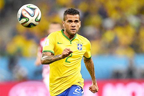 Dani Alves (Brasilien)