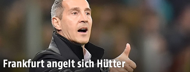 Young-Boys-Trainer Adi Hütter