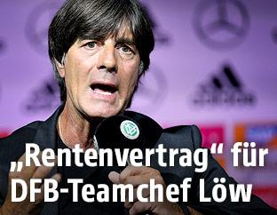 DFB-Teamchef Joachim Löw