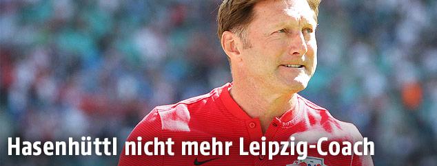 Ralph Hasenhüttl (RB-Leipzig-Trainer)