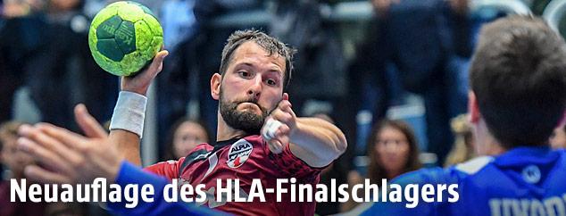Luca Raschle (Hard) gegen Sandro Udovic (West Wien)