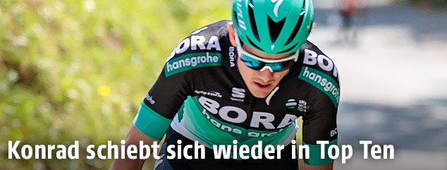 Radsportler Patrick Konrad