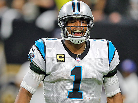 Cam Newton (Carolina Panthers)