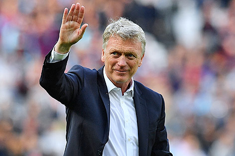 West-Ham-Coach David Moyes