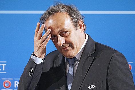 Ex-UEFA-Präsident Michel Platini