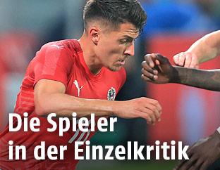 ÖFB-Spieler Alessandro Schöpf