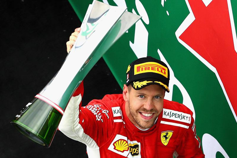 Lewis Hamilton beim Grand Prix in Canada