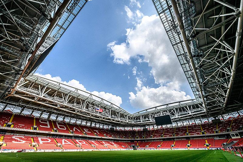Die Otkrytie Arena in Moskau